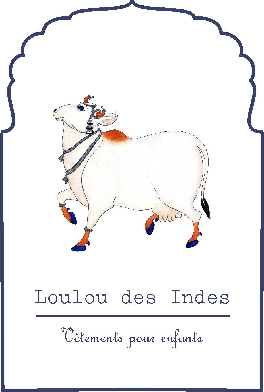 Loulou des Indes logo