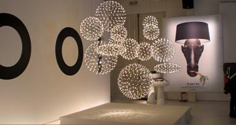 Lightbox marigold diary for Interior decorative lighting products
