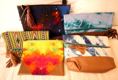 Cirare Colour Envelope bags