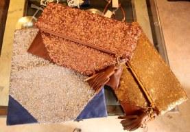 Cirare Mettalic Envelope bags