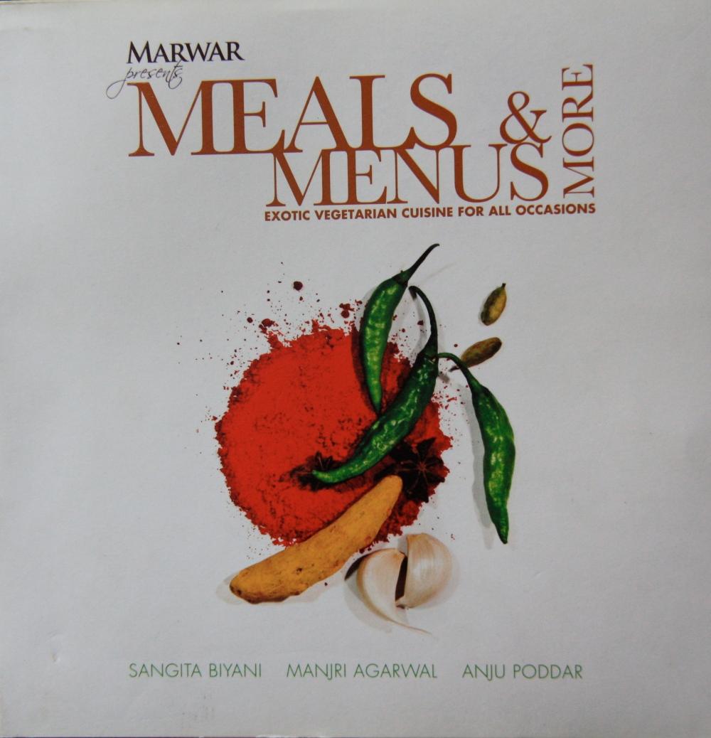 Meals, Menu & More
