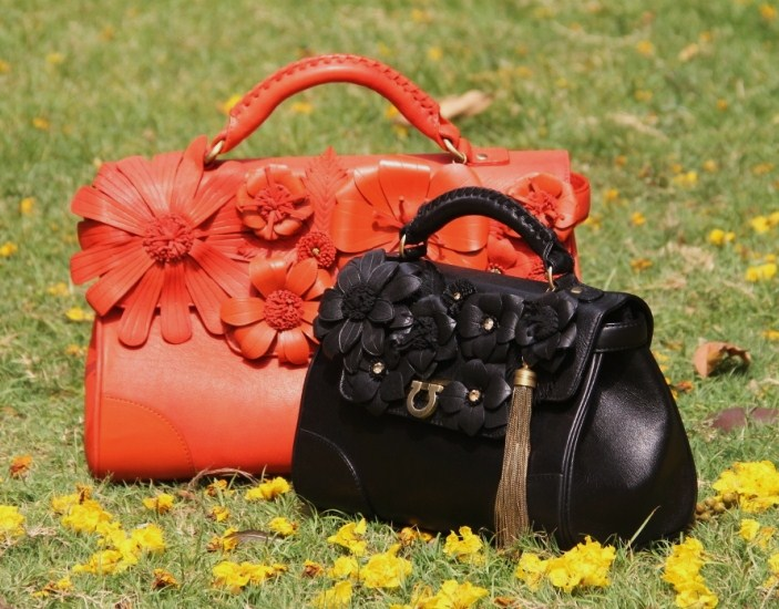 Leather Mini Ladylike Bag copy