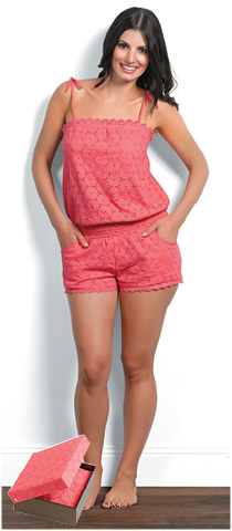 NADINE jumpsuit Gingerlily Sleepwear