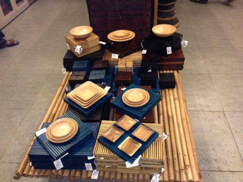 table ware and trivets