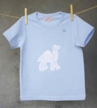 Asya Kids camel t-shirt