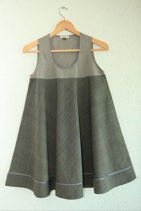 kishmish cotton dress
