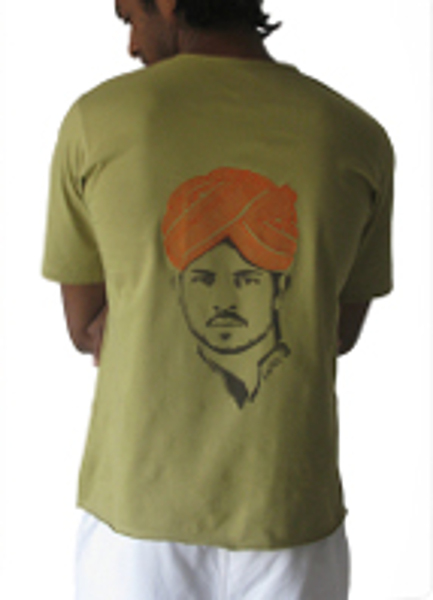 MASALA TEE JEWEL_TURBAN man
