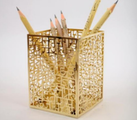 pen and pencil stand
