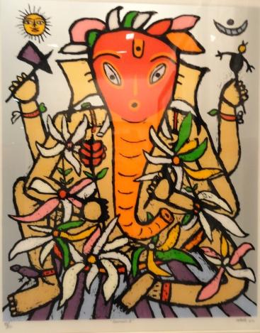 Ganesh-Madhavi Parekh