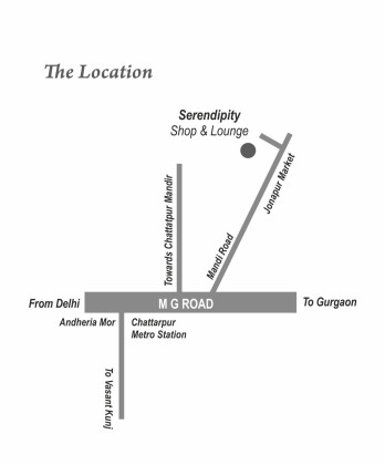 serendipity location