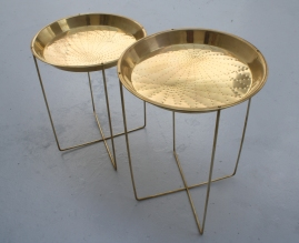 Brass Tables