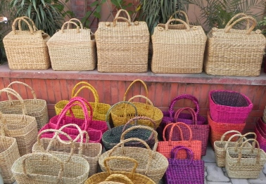 north east bamboo woven baskets