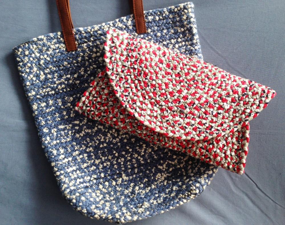 Choti Bag and Medium Clutch