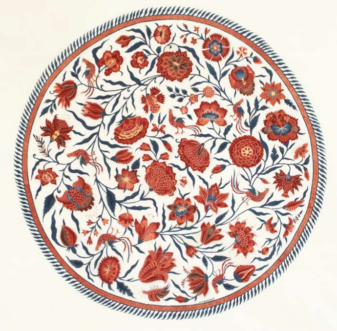 The Art of Hand Painted Chintz (5)