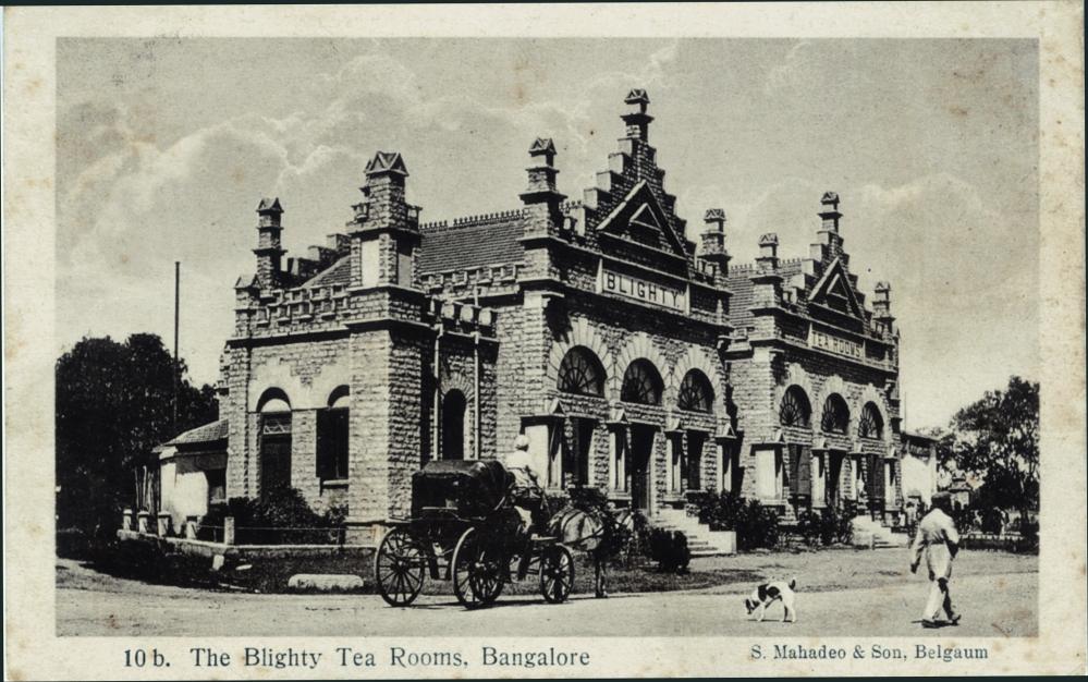 The Blighty Tea Rooms Bangalore