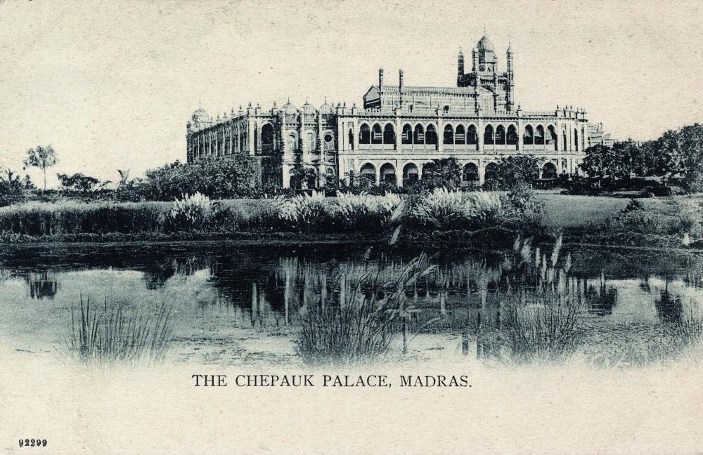The Chepauk Palace, Madras