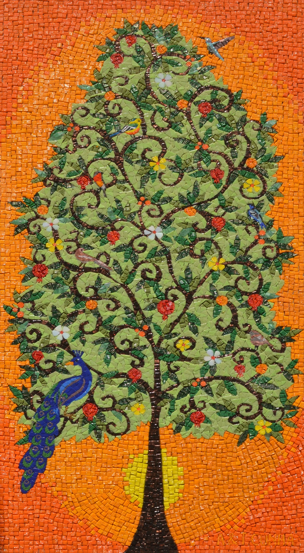 Tree of Life � 2019 � 52 x 25 inches.jpg